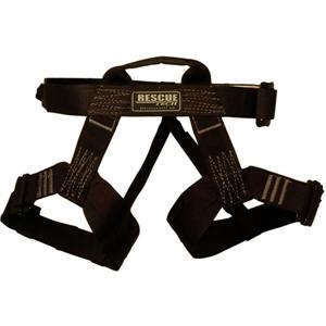 RescueTECH Adjustable Rappel Harness